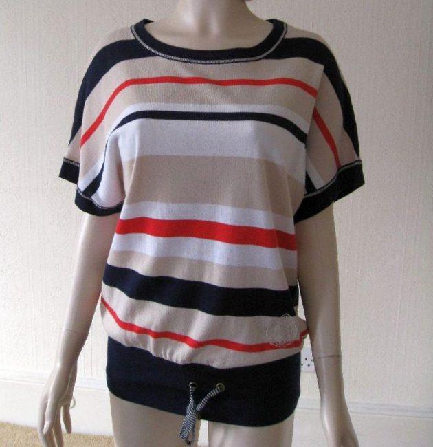 Basler 432105 Striped Sweater