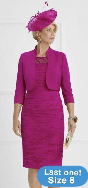Condici 70949 Framboise Dress & Jacket