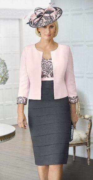Condici 70995A Rose Rendezvous Dress & Jacket