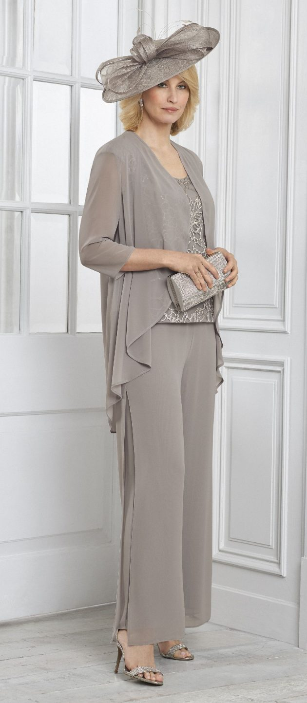 Condici 71028 Palladium Trouser Suit