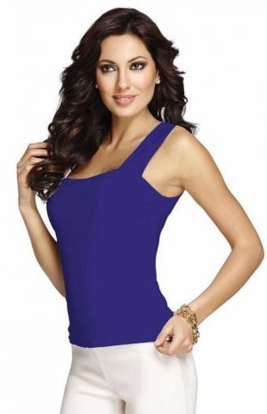 Frank Lyman 054 Royal Short Camisole