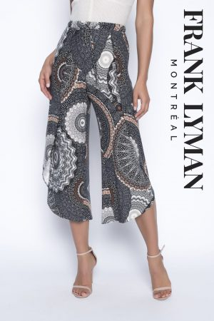 Frank Lyman 190620 Aztec Trousers