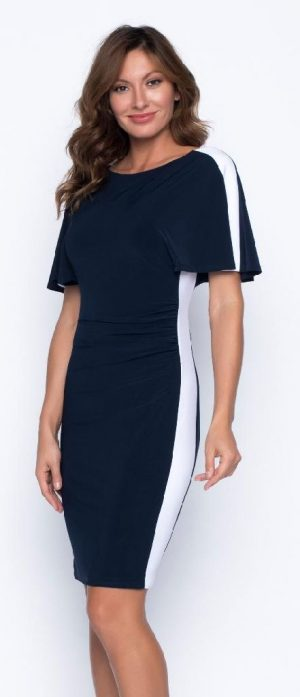 Frank Lyman 191003 Navy Dress