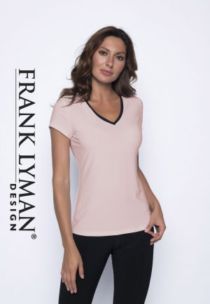 Frank Lyman 191012 Pink Top