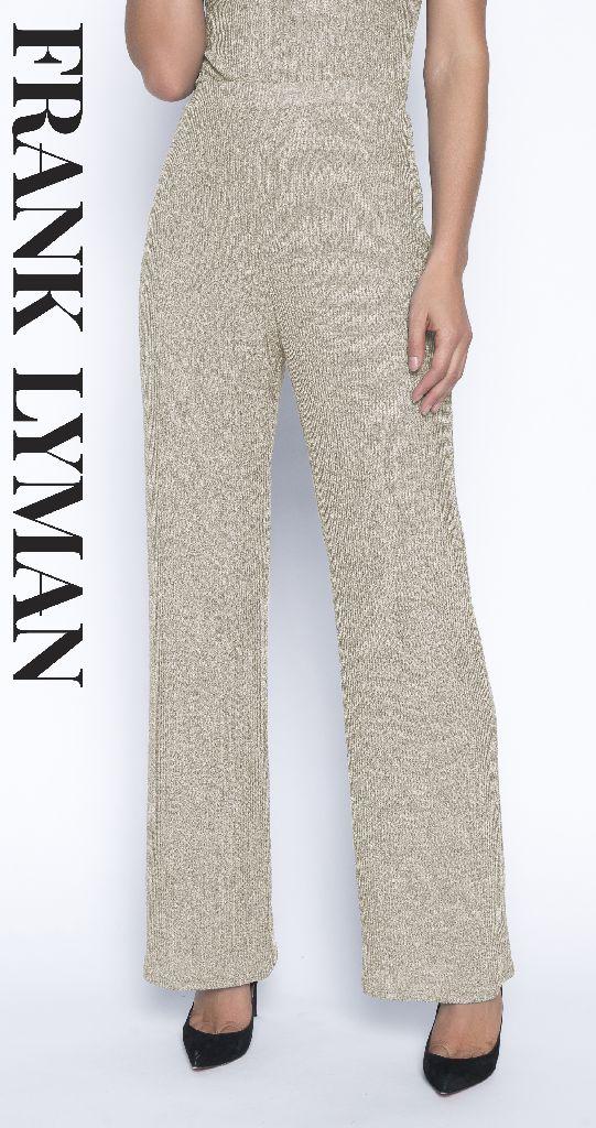 Frank Lyman 193517 Champagne/bronze trousers