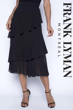 Frank Lyman 201484 Black Skirt