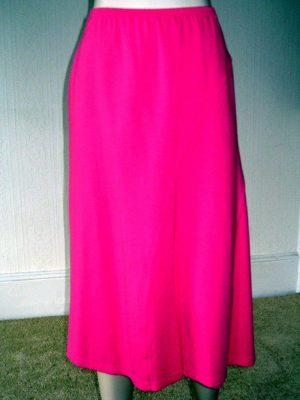 Lucia 443216 Fuschia Pink Skirt