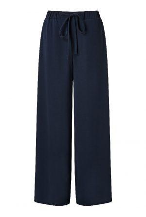 James Lakeland GCR22148 Navy Wide Trousers
