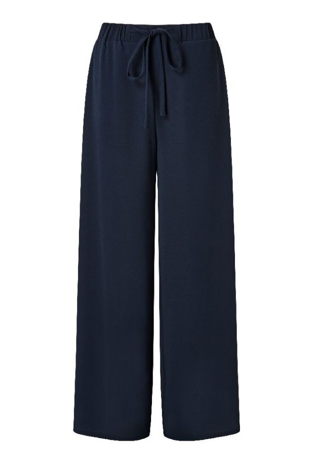 James Lakeland GCR22148 Navy Wide Trousers