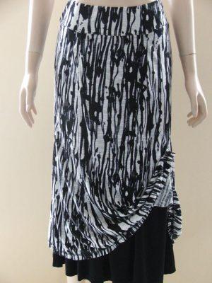 Joseph Ribkoff 20886 Reversible skirt