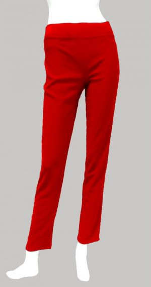 Joseph Ribkoff 30070 Red Diamante Pocket Trousers
