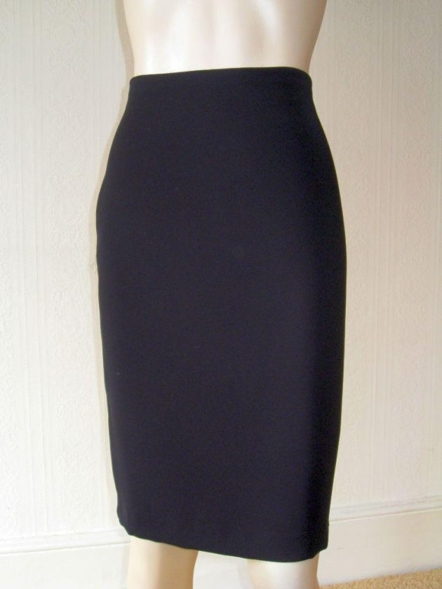 Joseph Ribkoff 22161 Short Black Skirt