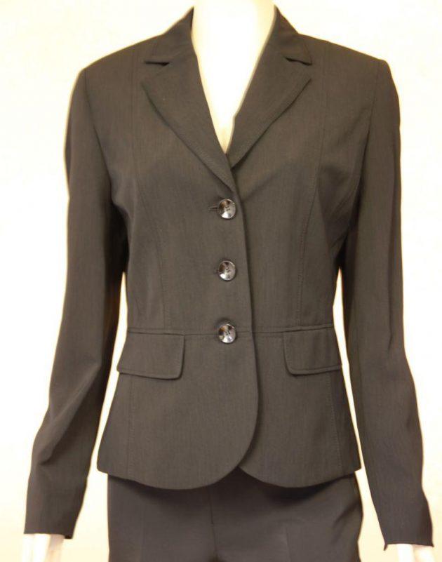 Lebek 756670 Black Jacket