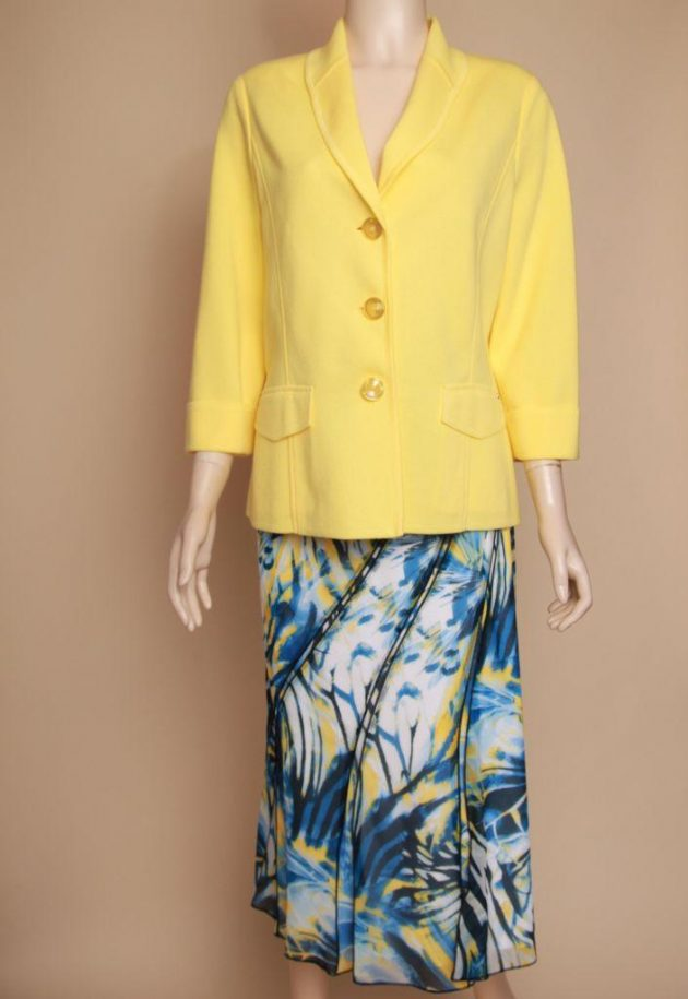 Lucia 432328 Yellow Jacket