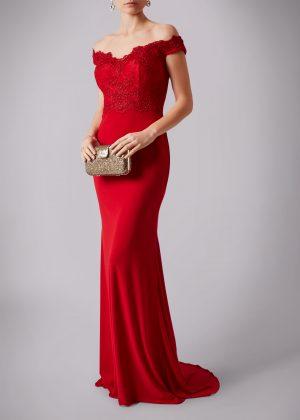 Mascara MC16120306 Red Dress