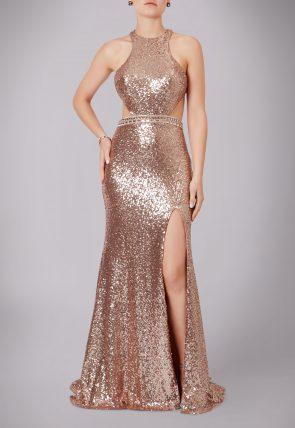 Mascara MC166090P Bronze Dress