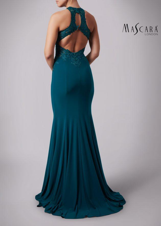Mascara MC181359G Green Dress